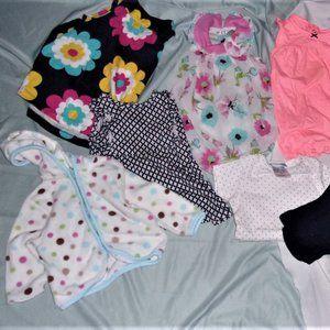 baby infant 6 month shirt pant set bundle summer